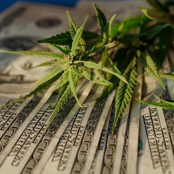 Do dispensaries pay employees in cash